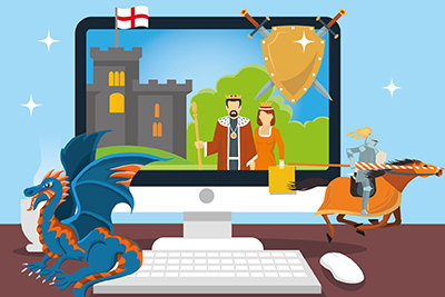 Virtual St George's Day