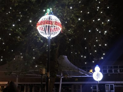 Tamworth Christmas Light Switch On