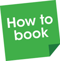 How to book button