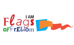 I Am FLags logo