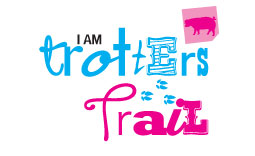 I Am Trotters Trail logo