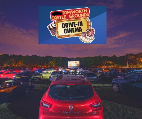 Tamworth drive-in cinema 2021